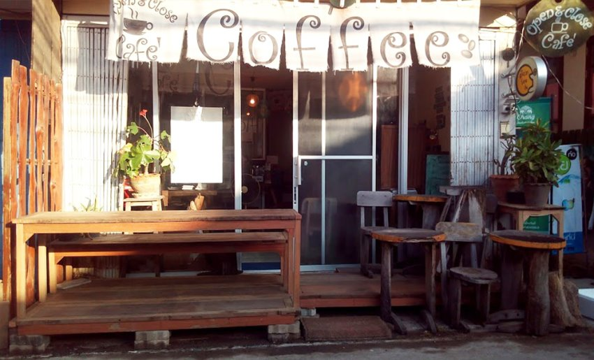 OpenandCloseCafe